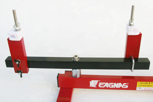 Press-down mounting system
